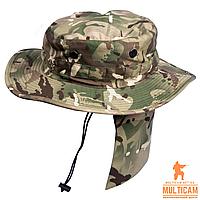 Панама военная Helikon-Tex® PCS Hat - PolyCotton Twill - MP Camo®, фото 1