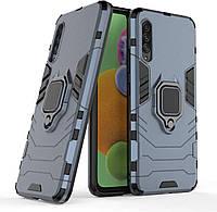 Чохол Ring Armor для Samsung Galaxy A90 5G Blue