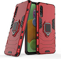 Чохол Ring Armor для Samsung Galaxy A90 5G Red