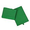 Скринька ( коробка ) для зберігання, 25*35*20 см, (спанбонд), з відворотом (зелений), фото 2