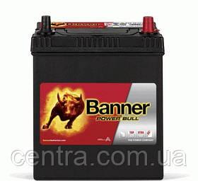 Автомобильный аккумулятор Banner 6СТ-40 POWER BULL P4026