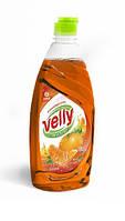Засіб для миття посуду «Velly» соковитий мандарин, (500 мл) TM Grass