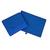 Скринька для зберігання, 25*35*20 см, (спанбонд), з відворотом (синій), фото 3