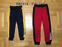 Спортивные брюки на мальчика оптом, Grace , 116-146 рр, фото 1
