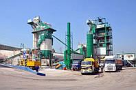 Асфальтные заводы Е-Маk серии Green 240