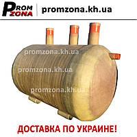 Септик 5000л (толщина стенки 7 мм)