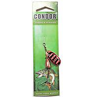 Блесна Condor Super Vibbra Вертушка 5181 8 гр col 814