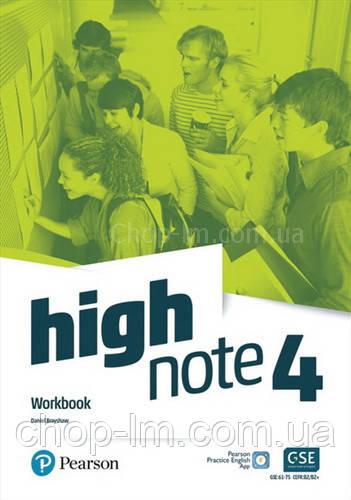 High Note 4 Workbook / Рабочая тетрадь