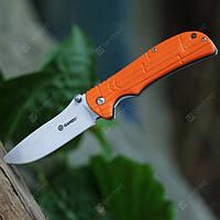 Складной EDC нож Ganzo G723 оранжевый