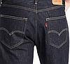Джинсовые шорты Levis 501 - Respect, фото 3