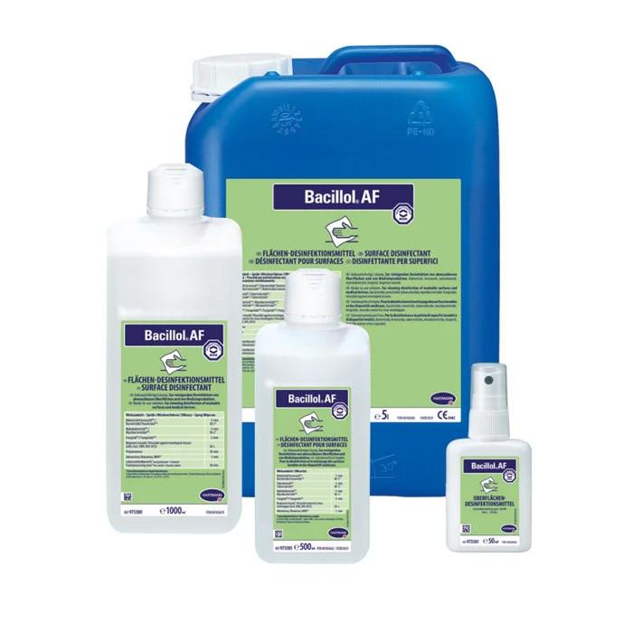 Бациллол АФ (Bacillol AF) для быстрой дезинфекции инструментов и поверхностей