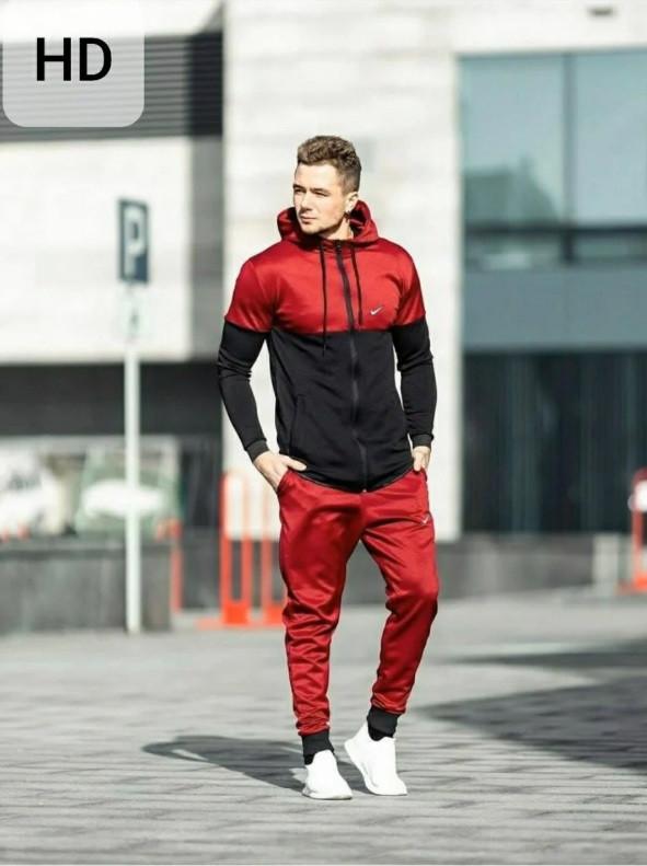 Спортивний костюм Nike (весна-осінь) Розмір М 46
