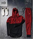 Спортивний костюм Nike (весна-осінь) Розмір М 46, фото 2