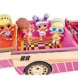 Кукла Лол Сюрприз машина кабриолет с бассейном LOL Surprise Car-Pool Coupe Оригинал MGA, фото 6