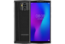 Смартфон Doogee N100 4/64Gb Black Helio P23 10000 мАч