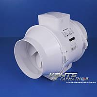 Вентс ТТ 150. Канальный вентилятор смешаного типа