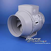 Вентс ТТ ПРО 150. Канальный вентилятор смешаного типа