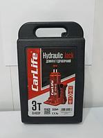 Домкрат гідравлічний CARLIFE 3т (BJ403P)