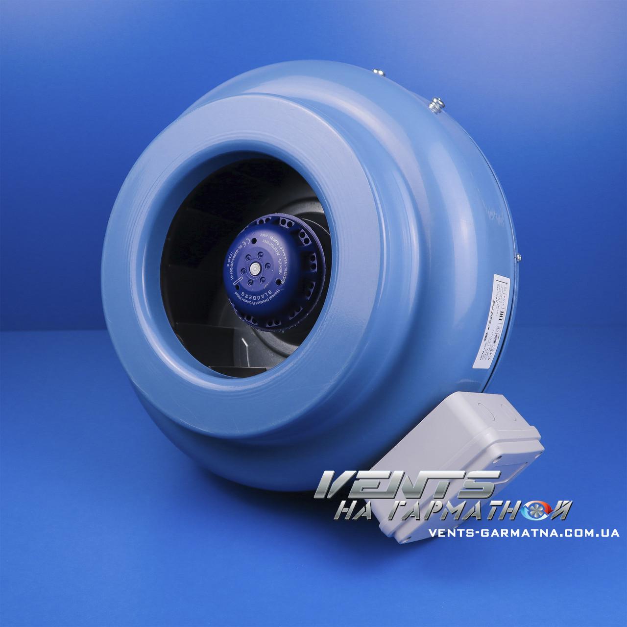 Вентс ВКМ 160. Центробежный вентилятор