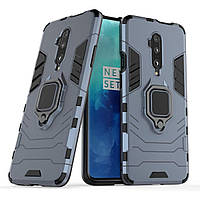 Чехол Ring Armor для OnePlus 7 Pro / 7T Pro Blue