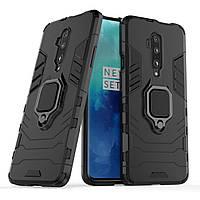 Чехол Ring Armor для OnePlus 7 Pro / 7T Pro Black