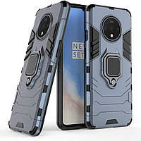 Чехол Ring Armor для OnePlus 7T Blue