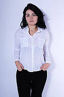 Рубашка женская белая размер L 3096