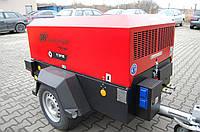 Компрессор дизельный DOOSAN 7/31E (Ingersoll-Rand) 3 м3/мин, 7 бар бу