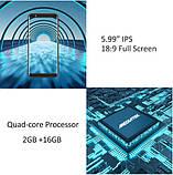 Смартфон Leagoo Z15 2/16GB Blue, фото 3