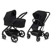 Cybex | Balios S 2в1 LUX | Black + Deep Dlack