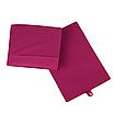 Ящик  (коробка) для хранения, 25 * 35 * 20см, (спанбонд), с отворотом (розовый), фото 3