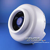 Вентс ВК 100 ЕС. Центробежный вентилятор с ЕС-мотором