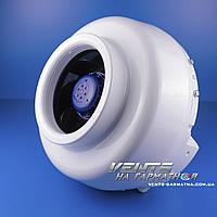 Вентс ВК 125 ЕС. Центробежный вентилятор с ЕС-мотором
