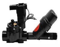 ПУСКОВОЙ КОМПЛЕКТ  клапан 100DV+редуктор давления+фильт 3/4″ RAIN BIRD