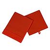 Ящик (коробка) для хранения, 25 * 25 * 30см, (спанбонд), с отворотом (оранжевый), фото 2