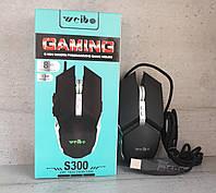 Игровая мышка для компьютера, ноутбука Weibo mouse S300 оригинал