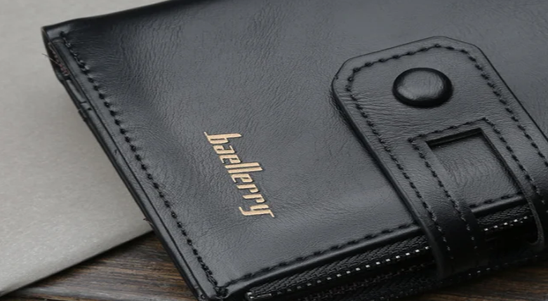 Мужской кошелек Baellery Meni портмоне, фото 2