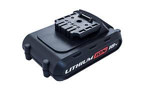 Аккумулятор для шуруповерта Intertool - 18 В Li-ion к WT-0313/0314 | WT-0315, фото 2