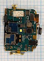Samsung i9500 (Chlna) Galaxy S4 системна плата V20_MBPCB_V1.1 2013-11-07 включається оригінал б/у