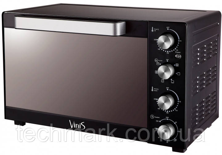 Електродуховка Електрична піч з конвекцією VINIS VO-6021B (60л)
