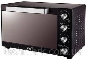 Электродуховка Электрическая печь с конвекцией VINIS VO-6021B (60л)