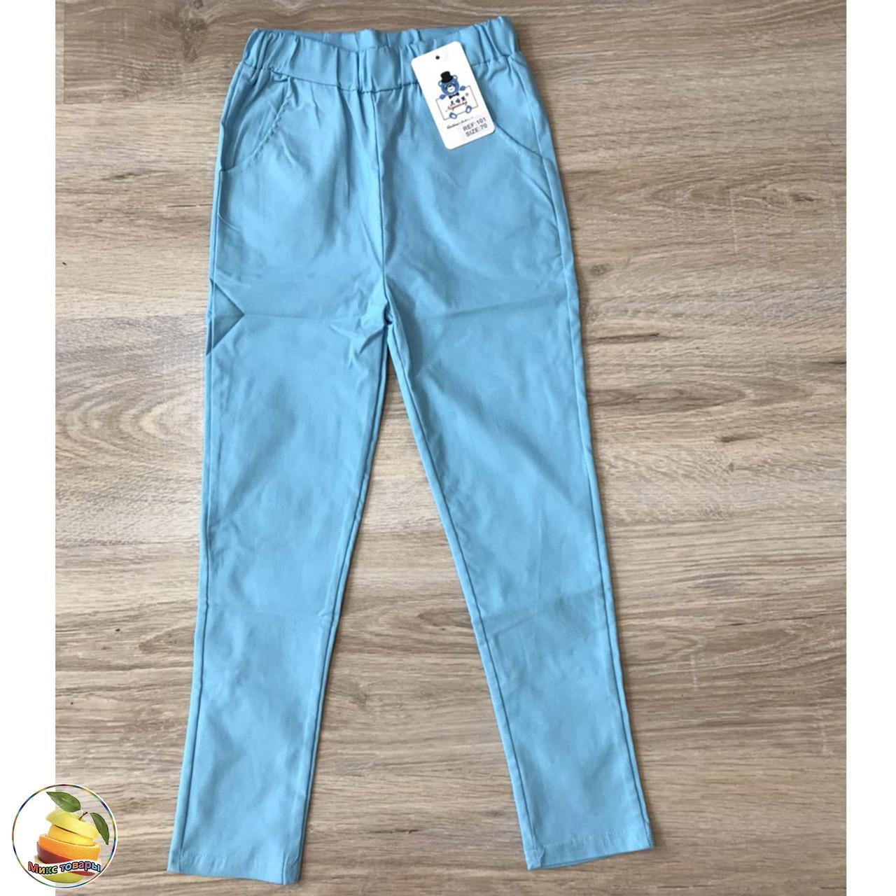 Літні джинси зі стрейч для дівчинки Розміри: від 6 до 13 років (20213-1)
