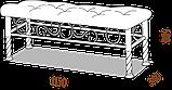 Пуф прикроватный  Loft Металл-Дизайн, фото 2