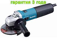 Болгарка 125мм Makita 9565CVR с регулировкой оборотов