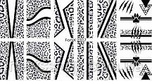 Слайдер-дизайн - FoniX 2317 - Шкура, Кожа
