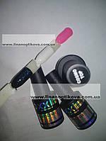 OXXI COSMO TOP, глиттерный топ для гель-лака 10 мл