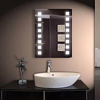 Зеркало Sunlight с LED подсветкой, Арт. Sun-26  (600*800мм)