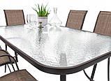 Садовая мебель NEVADA Стол + 6 Кресел Разные цвета, фото 6