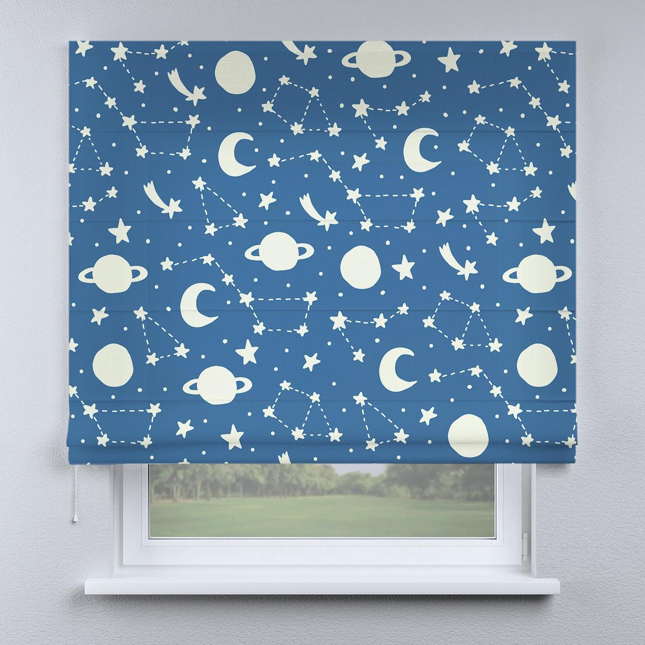 Римская фото штора Космос