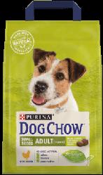 Корм Dog Chow Small Breed Дог Чау для дрібних собак з куркою 2,5 кг